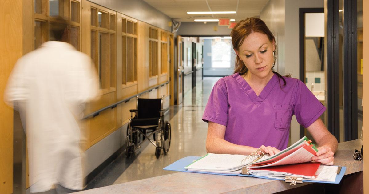 Infirmière | Offre d'emploi en Estrie