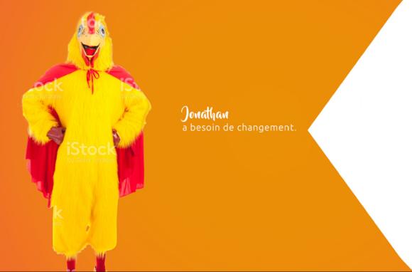 Le concept de la poule 2.